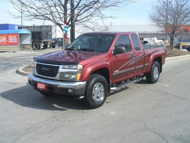 2007 GMC Canyon SLE Z71 4X4 OFF ROAD