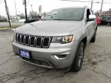 Photo of Silver 2018 Jeep Grand Cherokee