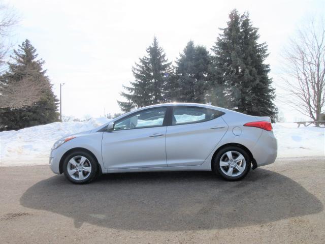 2013 Hyundai Elantra GLS- 4 NEW TIRES!!