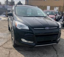 Used 2016 Ford Escape SE,certified for sale in Scarborough, ON