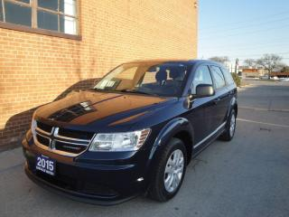Used 2015 Dodge Journey FWD/SAFETY &WARRANTY for sale in Oakville, ON