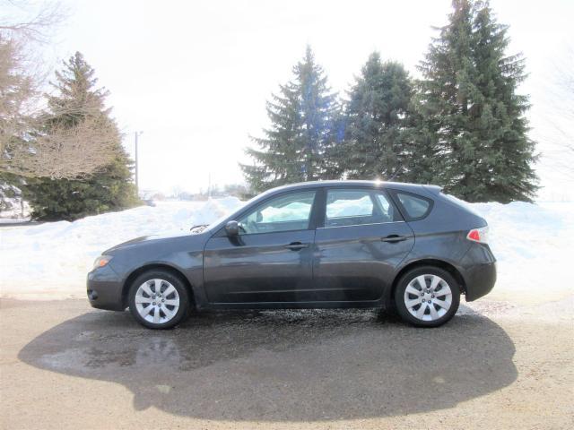 2011 Subaru Impreza 2.5i AWD