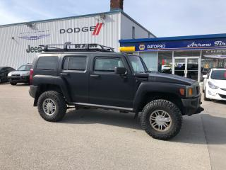 Used 2007 Hummer H3 SUV for sale in Aylmer, ON