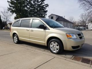 Used 2010 Dodge Grand Caravan SE for sale in Stoney Creek, ON