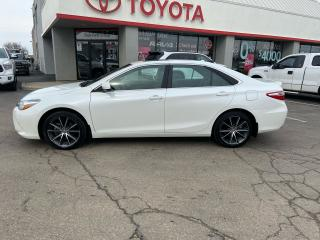 Used 2016 Toyota Camry XSE HEATED SEATS REVERSE PARKING CAMERA for sale in Cambridge, ON