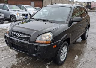 Used 2009 Hyundai Tucson GL for sale in Hamilton, ON