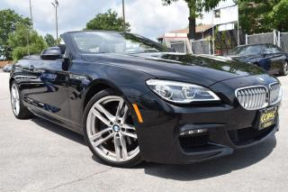 Used 2016 BMW 6 Series 650i xDrive - WINTER BLOWOUT SALE!!! for sale in Oakville, ON