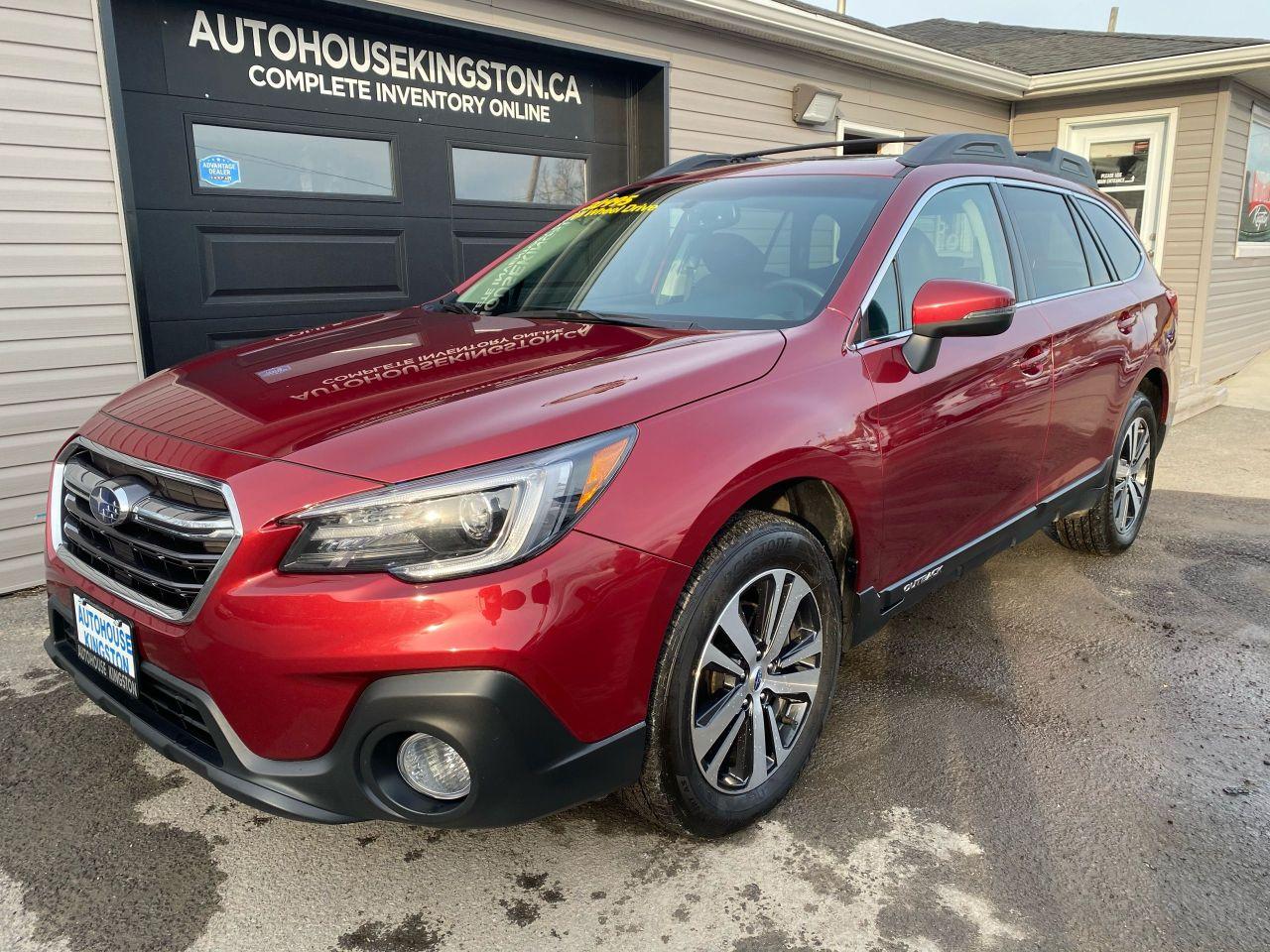 2018 Subaru Outback