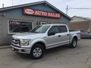 Used 2016 Ford F-150 XLT for sale in London, ON
