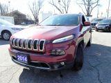Photo of Burgundy 2014 Jeep Cherokee