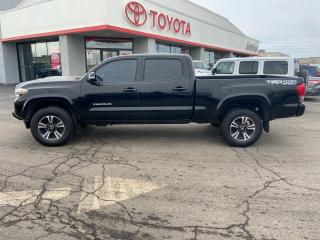 Used 2017 Toyota Tacoma TRD 4X4  SPORT V6 for sale in Cambridge, ON