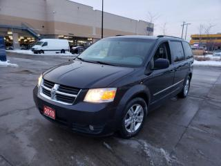 Used 2010 Dodge Grand Caravan Stow & Go, DVD, 3/Y warranty available for sale in Toronto, ON