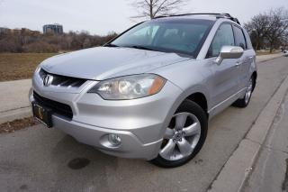 Used 2008 Acura RDX TECH PACKAGE / NO ACCIDENTS / SUPER CLEAN / LOW KM for sale in Etobicoke, ON
