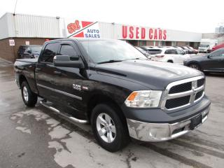 Used 2014 RAM 1500 ST ~ 4x4 ~ HEMI ~ CREW CAB ~ TOW PKG ~ for sale in Toronto, ON