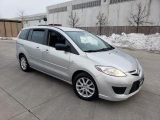 Used 2009 Mazda MAZDA5 7 Passengers, Auto, 3/Y Warranty available. for sale in Toronto, ON