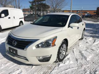 Used 2013 Nissan Altima REMOTE STARTER,BLUETOOTH,SAFETY+3YEARS WARRANTY for sale in Toronto, ON