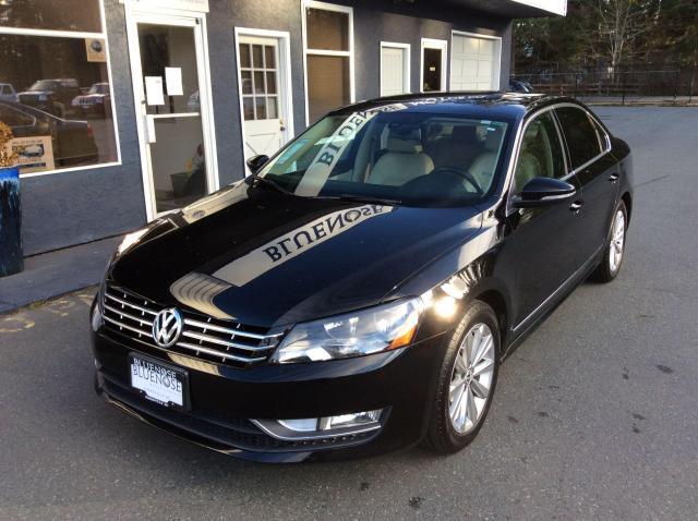 2012 Volkswagen Passat HIGHLINE SEL