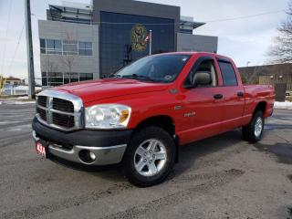 Used 2008 Dodge Ram 1500 SLT for sale in Toronto, ON