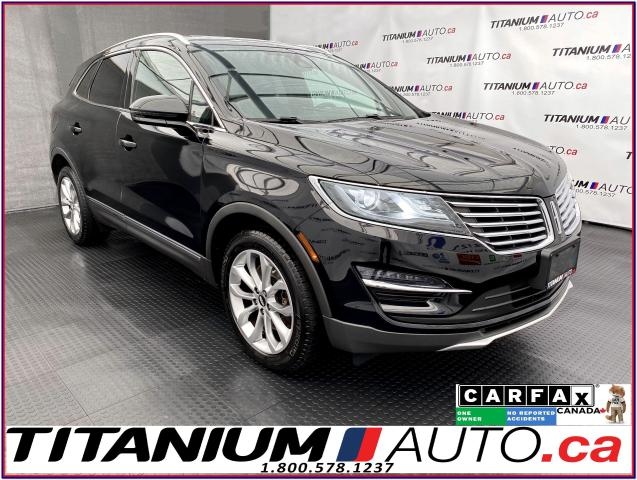 2016 Lincoln MKC Select+GPS+Pano Roof+Blind Spot+Remote Start+XM+