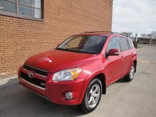 Used 2010 Toyota RAV4 SUNROOF/NAVI/CAMERA/LEATHER for sale in Oakville, ON