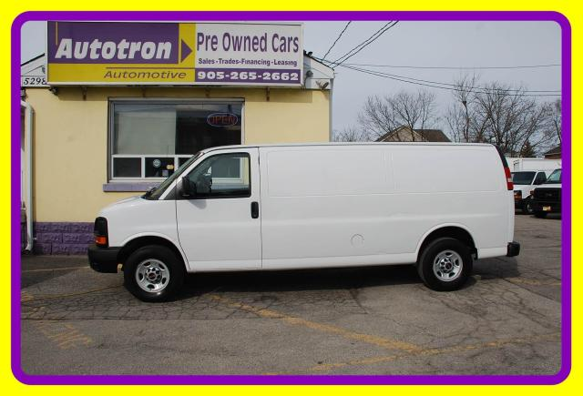 2015 GMC Savana 2500 EXT. Loaded