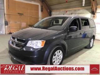 Used 2014 Dodge Grand Caravan SXT 4D Wagon for sale in Calgary, AB