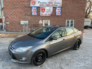 Used 2013 Ford Focus SE/ONE OWMER/SAFETY INCLUDED for sale in Cambridge, ON