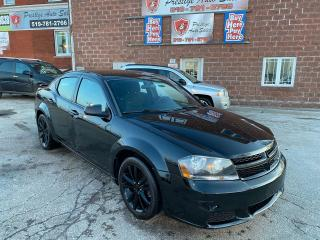 Used 2013 Dodge Avenger 2.4L/REDUCED/SAFETY INCLUDED for sale in Cambridge, ON