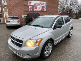 Used 2009 Dodge Caliber SXT/2.4L/REDUCED/SAFETY INCLUDED for sale in Cambridge, ON