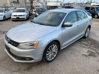 Used 2012 Volkswagen Jetta TDI 2L Highline/DIESEL/NO ACCIDENT for sale in Cambridge, ON