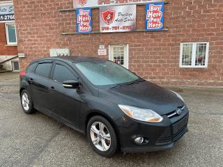Used 2013 Ford Focus SE/2L/REDUCED/SAFETY INCLUDED for sale in Cambridge, ON