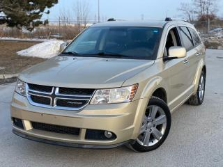 Used 2011 Dodge Journey R/T for sale in Brampton, ON