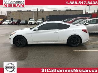 Used 2016 Hyundai Genesis Coupe 3.8 for sale in St. Catharines, ON