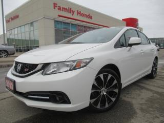 Used 2013 Honda Civic 4dr Manual Si | GREAT VALUE!! | for sale in Brampton, ON