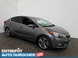 Used 2015 Kia Forte EX AIR CLIMATISÉ - A/C - Sièges Chauffants for sale in Laval, QC