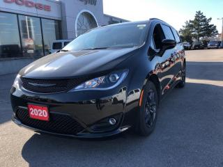 New 2020 Chrysler Pacifica Touring-L