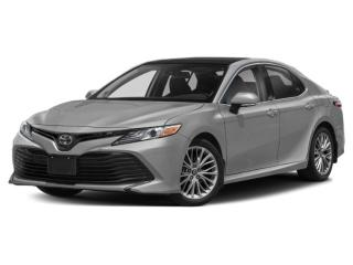 New 2019 Toyota Camry XLE w/Navigation package  Great Deal on a Toyota Canada Demo! for sale in Richmond Hill, ON