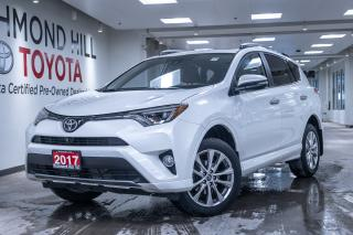 Used 2017 Toyota RAV4 AWD 4dr Limited for sale in Richmond Hill, ON