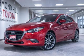 Used 2018 Mazda MAZDA3 Sport for sale in Richmond Hill, ON