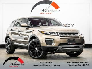 Used 2016 Land Rover Evoque HSE Si4 Navigation Pano Roof Camera Heated Leather for sale in Vaughan, ON