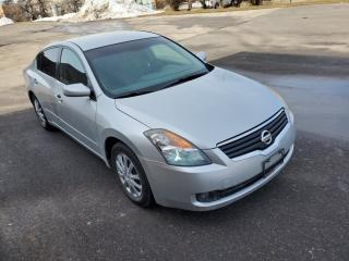 Used 2007 Nissan Altima 4dr Sdn I4 2.5 for sale in Mississauga, ON