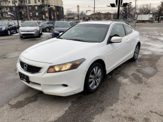 Used 2008 Honda Accord Coupe 2dr I4 Auto EX-L for sale in Scarborough, ON