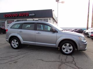 Used 2015 Dodge Journey SE 2.4L AUTO 7 PASSENGER BLUETOOTH CERTIFIED for sale in Milton, ON