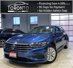 Used 2019 Volkswagen Jetta 1.4T SE 8A Back-up Camera Bluetooth Heated Seats for sale in North York, ON