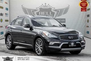 Used 2016 Infiniti QX50 NO ACCIDENT, AWD, NAVI, 360 CAM, B.SPOT, SUNROOF for sale in Toronto, ON