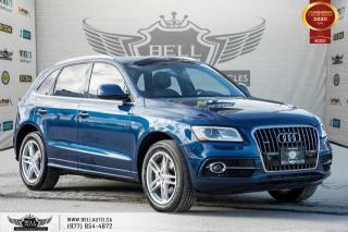 Used 2016 Audi Q5 2.0T Progressiv, AWD, S-LINE, NAVI, REAR CAM, SENSORS for sale in Toronto, ON