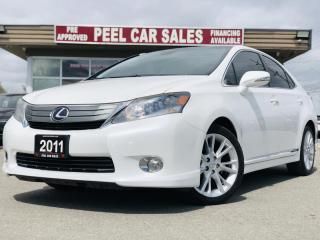 Used 2011 Lexus HS 250 h Sedan| VIDEO.CALL.US| for sale in Mississauga, ON