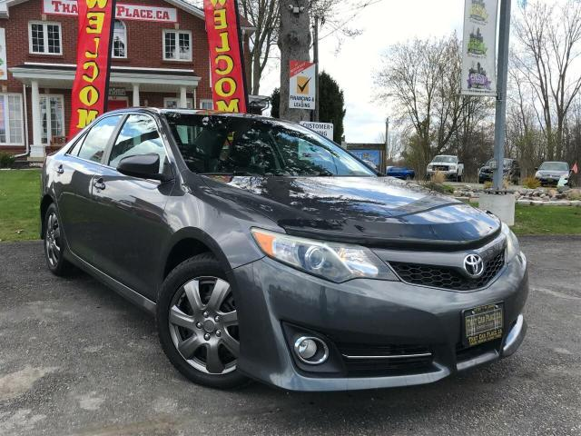 2013 Toyota Camry SE Navi-Backup- Pwr Htd Seats-Bluetooth-Pwr Windows/Locks