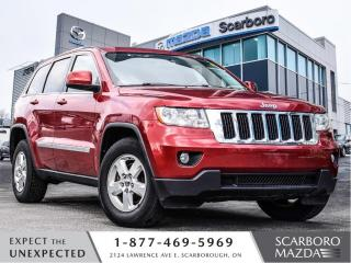 Used 2011 Jeep Grand Cherokee AWD|BLUETOOTH|1 OWNER|CLEAN CARFAX for sale in Scarborough, ON