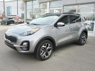 Used 2020 Kia Sportage EX Tech/2.99% Special Demo Financing/ Navigation/Leather/Panoramic Sunroof/Blind Spot/Camera/Heated front and rear seats for sale in Mississauga, ON
